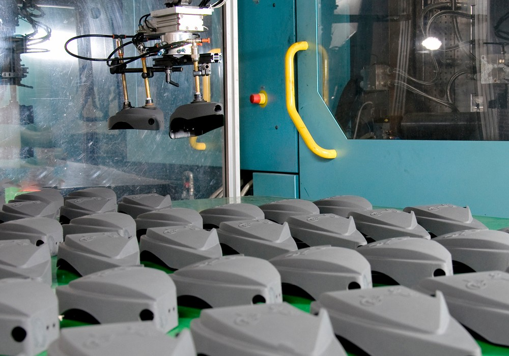Injection moulded quality products from Idé-Pro
